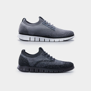 Image 5 - شاومي الأصلي Coollinght سلسلة أحذية رياضية رجال الأعمال أحذية لينة بروك حذاء كاجوال