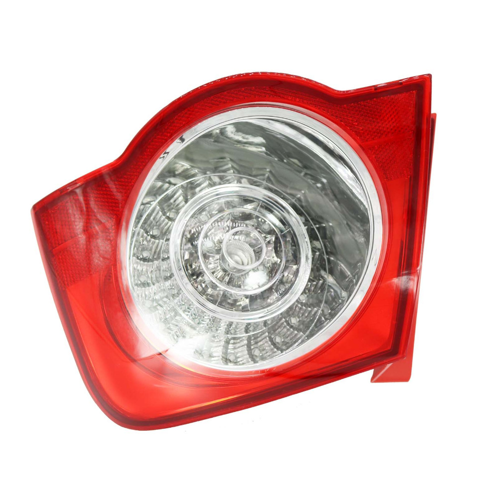 For VW Passat B6 Seden 2006 2007 2008 2009 2010 2011 LED Rear Tail Light Lamp Right Side Outer Left-hand Trafic Only rear fog lamp spare tire cover tail bumper light fit for mitsubishi pajero shogun v87 v93 v97 2007 2008 2009 2010 2011 2012 2015