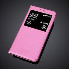 Luxury PU Leather Flip Case Cover 5.5 inch For LG