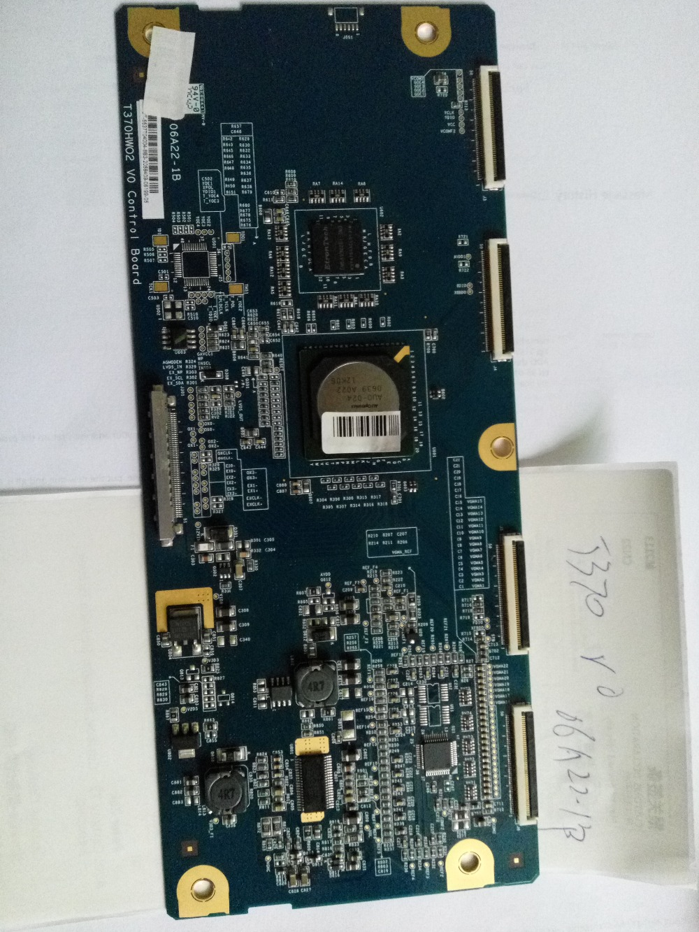T370HW02 V0 connect with Logic board 06A22-1B what is your size 37 46inch connect board 50h2 ctrl eax43474401 ebr41731901 logic board printer t con connect board