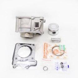 Hohe Qualität Motorrad Zylinder Kit Für KYMCO APEX 125 Cruiser ZF125-T 125cc wassergekühlten Motor Ersatzteile