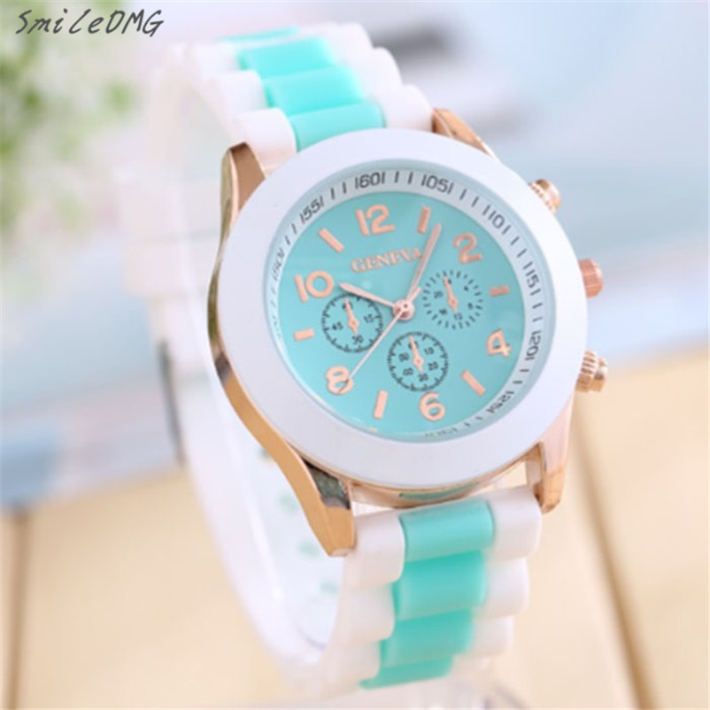 SmileOMG Hot Sale Unisex Fashion Silicone Quartz Men Women Jelly Wrist Casual Sports Watch Free Shipping Christmas Gift,Sep 5 smileomg hot sale fashion women watch panda faux leather band analog quartz wrist watch christmas gift free shipping sep 6