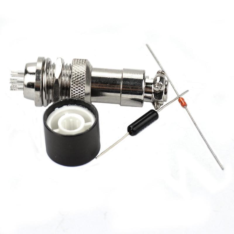 YIMAKER T12 OLED Controler digital de temperatură al stației de - Echipamente de sudura - Fotografie 5