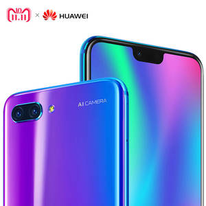 Huawei Honor 10 Android 8.0 4G LTE Smartphone 3D Curved Glass Kirin 970 Honor10