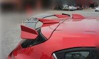 Becquet automatique pour Mazda 3 AXELA Hatchback 2014 2015 2016 2017 2019 haute qualité ABS voiture aile arrière Spoilers accessoires spoiler for mazda 3 abs spoiler rear wing spoiler -