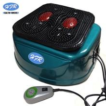 HFR 8805 1 Healthforever Merk Afstandsbediening Vibrerende Apparaat Benen Full Body Elektrische Voet Bloedcirculatie Massage Machine