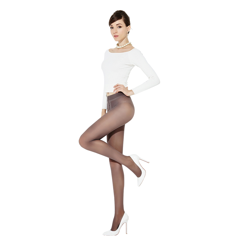 YONGCHUN 45D pantyhose spring and autumn pantyhose 2017 t crotch silk velvet basic Stockings