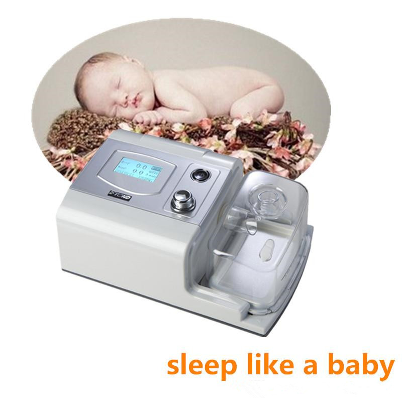 Auto CPAP Machine Healthcare Medical Breathe Better Respirator Machine for Sleep Apnea Continuous Positive Airway Pressure doctodd gii bpap t 20s cpap machine w free mask humidifier and spo2 kit respirator for apnea copd osahs osas snoring people