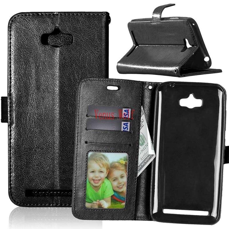 Флип-чехол для ASUS ZenFone Max Z010D ZC550KL ZC 550KL 550 ZC550 KL, кожаный чехол для телефона ASUS_Z010D Z010DA, чехлы и сумки