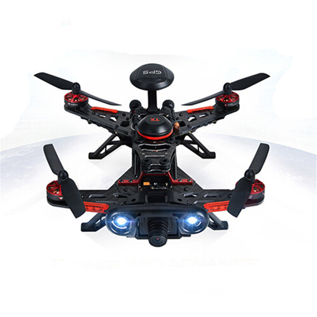 Walkera Бегун 250 Drone 5.8 Г FPV GPS Система с HD Камеры Гонки Quadcopter RTF