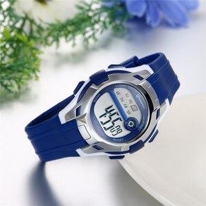 Lancardo Детские светодиодные цифровые часы Relogio Feminino спортивные часы дети желе Relojes Mujer 2020 студенческие наручные часы
