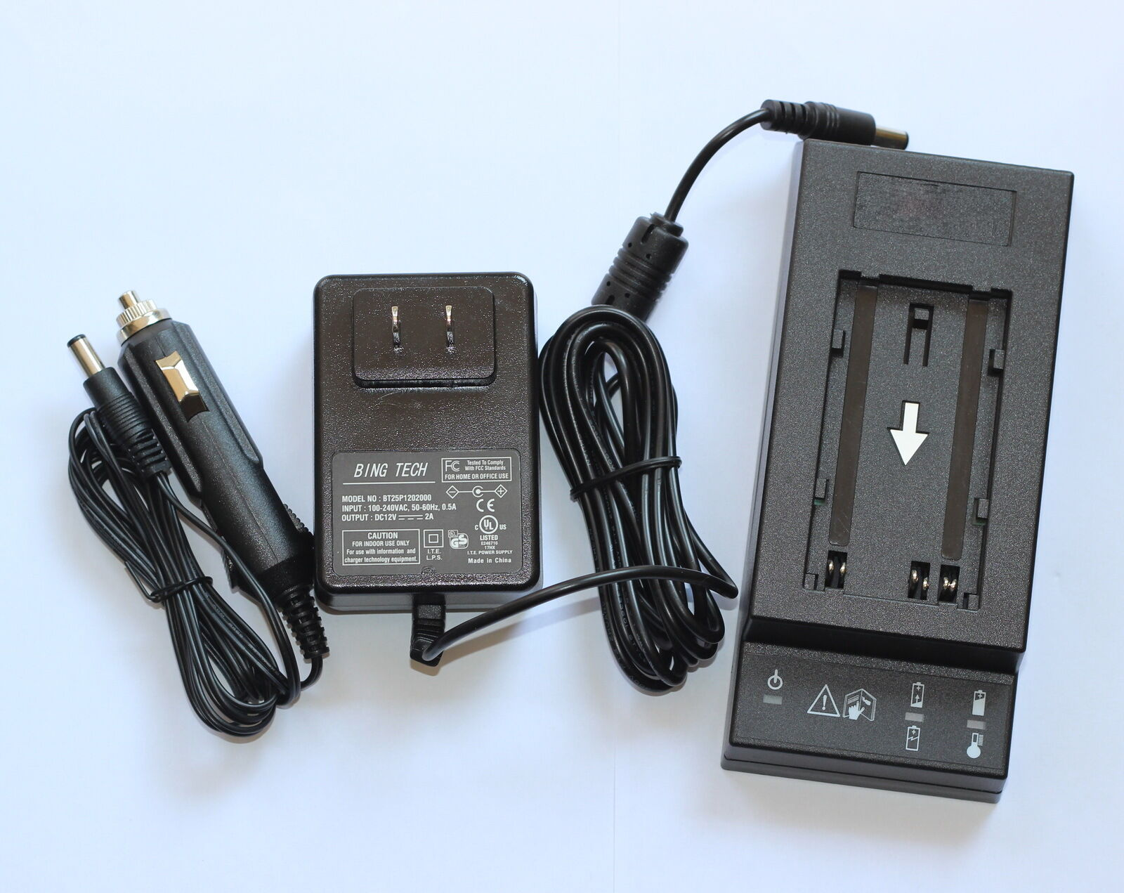 NEW G GKL211 Charger for LE ICA GEB221 and GEB211 Li-Ion battery Total Stations