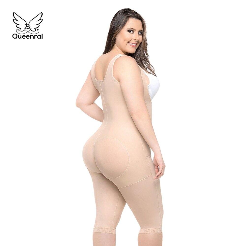 Image 4 - Corrective Slimming Underwear Shapewear Body Women waist trainer corset Lingerie Butt Lifter Lift Buttocks Pull Underwear Belt-in Bodysuits from Underwear & Sleepwears