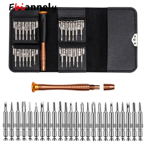 Leather Case 25 In 1 Torx Scre