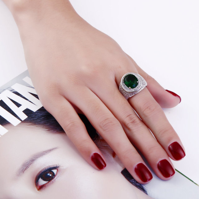 Gorgeous ring Free shipping cocktail party jewelry special occasion women's trendy Cocktail rings