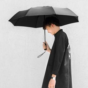 Image 5 - الأصلي شاومي Mijia التلقائي للطي مشمس المطر مظلة مظلة الألومنيوم يندبروف مقاوم للماء UV 50 + المظلة رجل امرأة
