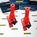 Набор 2 производительности катушки зажигания пакеты Подходят 1996-2006 MITSUBISHI LANCER EVO 4 5 6 7 8 9 JDM MD363552 4G63 2001 2002 2003 04 05 06