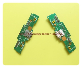 Wyieno 10Pcs/Lot For ASUS Zenpad 3S 10 Z500M Charging Port Board Charger Flex Cable Phone Parts Dock Microphone Plug