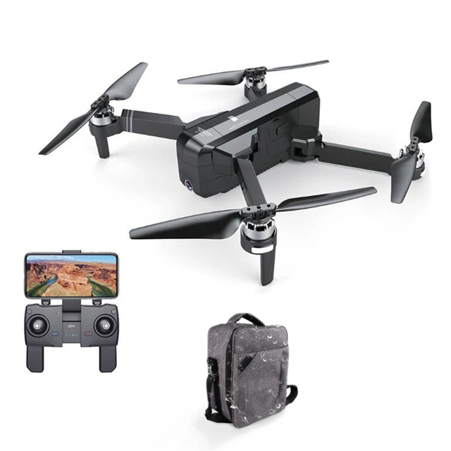 SJRC F11 GPS 5G Wifi FPV With 1080P Camera 25mins Flight Time Brushless Foldable Arm Selfie RC Drone Quadcopter 2