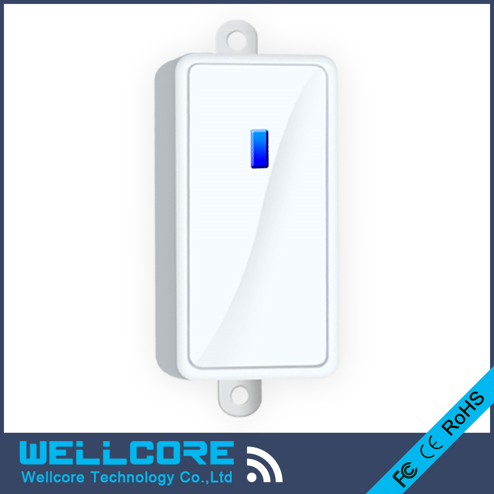 Free Shopping! Wellcore W917N BLE 4.0 Beacon Outdoor Waterproof NRF51822 ibeacon module with 10 years Battery Life