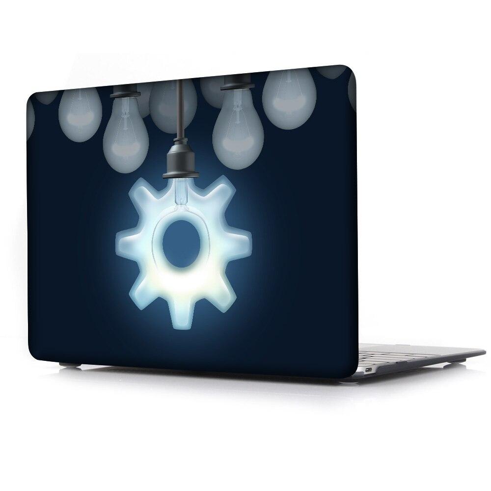 bombilla única Funda para Macbook air 13.3 11 Funda rígida para - Accesorios para laptop - foto 4