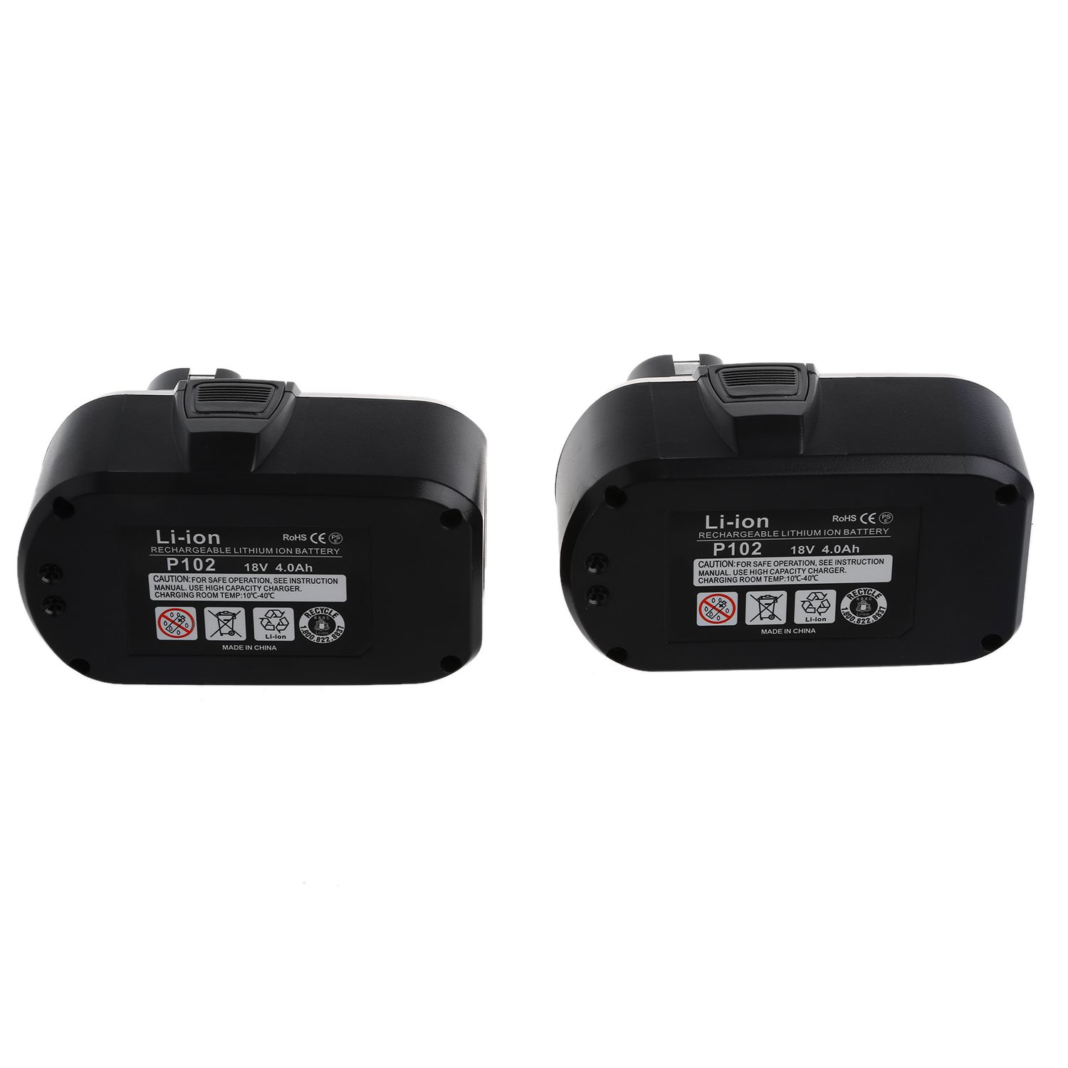 2x 18V 4.0AH Li-ion Battery for RYOBI One Plus RB18L25 RB18L50 P108 P107 P104 велосипед cube stereo 140 super hpc race 29 2014