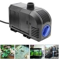 400GPH 1500L H 25W Adjustable Submersible Water Pump Aquarium Fountain Fish Tank Pumps R02 Drop Ship