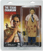 NECA Texas Chainsaw Massacre Leatherface Clothed PVC Action Figure Collectible Toy 8 20CM MVFG239
