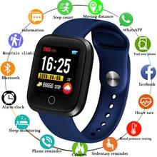 LIGE смарт браслет для мужчин фитнес трекер кровяное давление монитор сердечного ритма шагомер IP68 водонепроницаемый спортивный смарт браслет + коробка