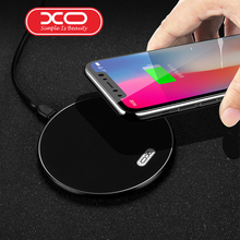 XO for iPhone X /8 Plus Qi Wireless Charging For Samsung Galaxy S8 /Note8 USB Charging Dock For iPhone 8 /8 Plus