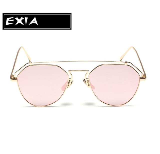 Frauen Sunglass Kirsche Rosa Linsen Farben Brillen mit Pakete EXIA ...