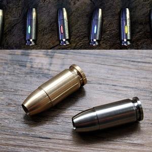 Bullet Head EDC Knife Lanyard