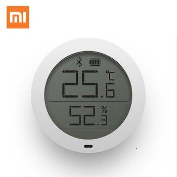 Neue Original Xiao mi mi jia Bluetooth Temperatur Hu mi dity Digital Thermometer Feuchtigkeit Meter Sensor LCD Bildschirm Smart mi hause APP
