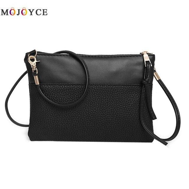 Leather Shoulder Cross body Handbag