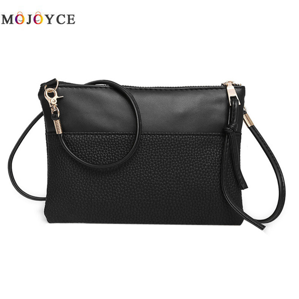 Small Messenger Bag Women Leather Handbags Shoulder Crossbody Handbag Women Bags Bolsos Mujer Bolsas Feminina Sac