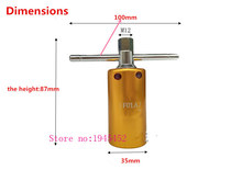 Free shipping! Diesel Common rail tool for 818 and SCV PVC PCV Valve tool For Fuel Metering Valves