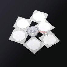 10 Pz/lotto Ntag213 Ntag215 Ntag216 Nfc Tag Sticker 13.56 Mhz ISO14443A Ntag 213 Universale Lable Rfid Tag per Tutti Abilitato telefoni