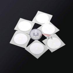 10 pçs/lote Ntag213 Ntag215 Ntag216 Etiqueta NFC TAG 13.56 MHz ISO14443A Lable Tag RFID NTAG 213 Universal para todos habilitados telefones