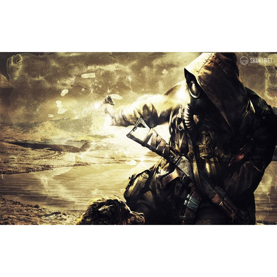 J0606 Stalker Game Pop 14x21 24x36 Inches Silk Art Poster Top Fabric ...