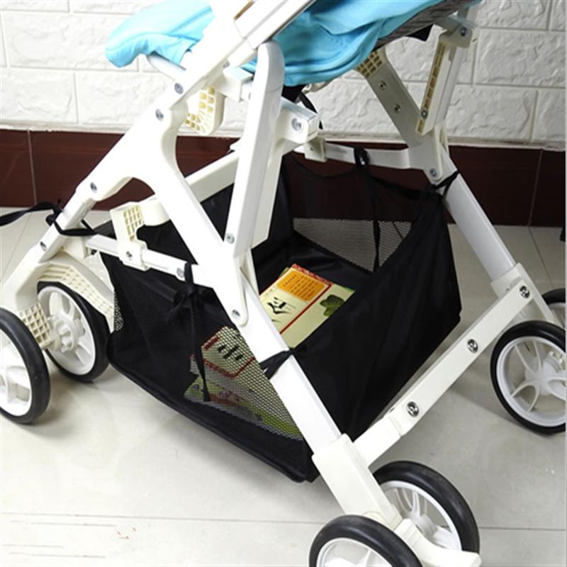 Новый стиль детская корзина для коляски Органайзер сумка для хранения портативная коляска уход за новорожденным корзина для коляски Аксессуары для детской коляски