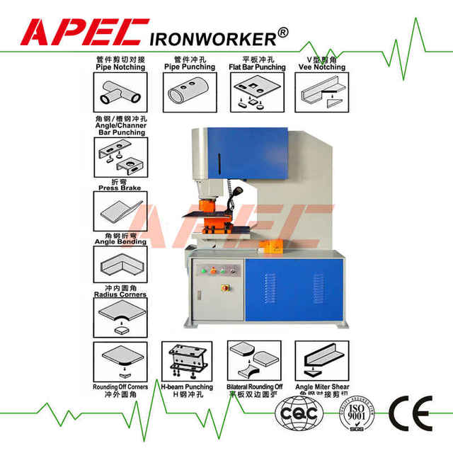 US $5000 0 |APEC Hydraulic Punching Machine 60T Widely Used in Metal  Processing-in Punching Machine from Tools on Aliexpress com | Alibaba Group