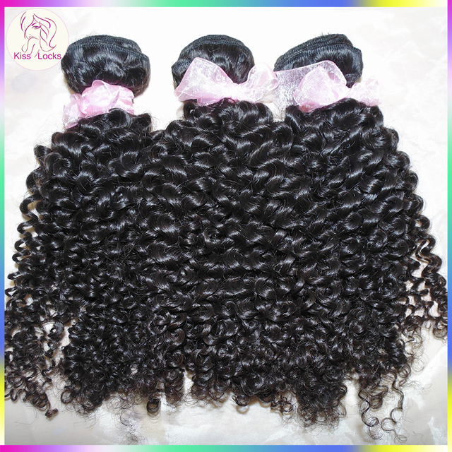 7a New Arrival Virgin Human Hair Weave Mongolian Kinky Curly Texture