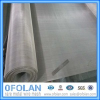 30 mesh UNS S31803 stainless steel wire mesh stock supply 500x1000mmx2pcs