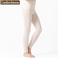 Women's Long Johns Underwear Mixed Modal Cotton Soft Thermals Pants Elastic Female Thin Warm Leggins In Autumn And Winter 336