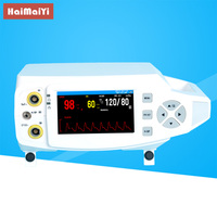 Medical Equipment YK810B Vital Signs Monitor Blood Pressure Oximeter SPO2 Pulse Rate Tabletop Patient Bp Monitor Home Bp Monitor