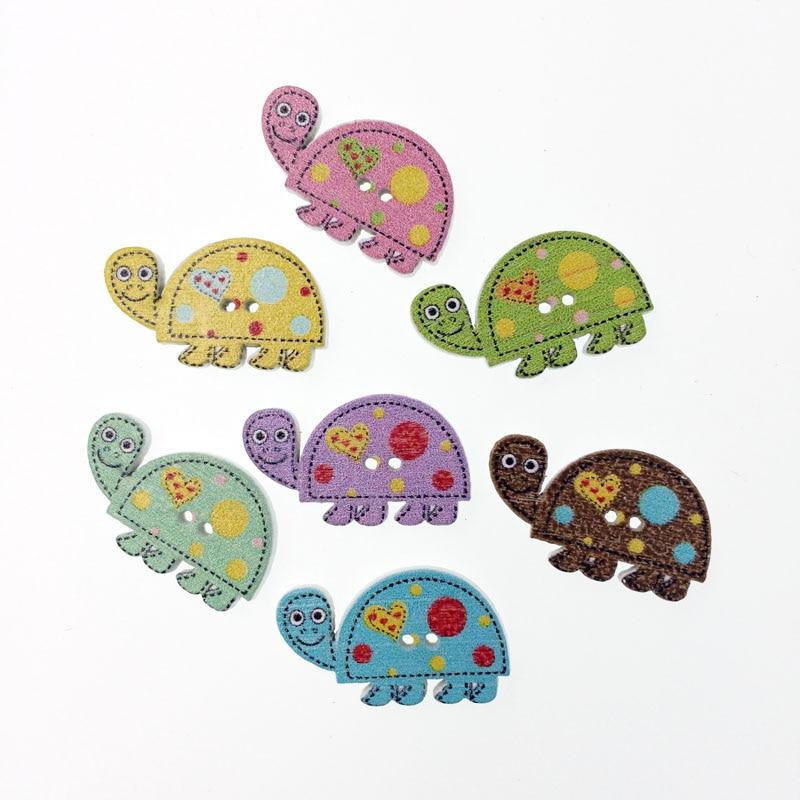 Tienda Online 50 unids moda mezcla mayor tortuga de la historieta ...
