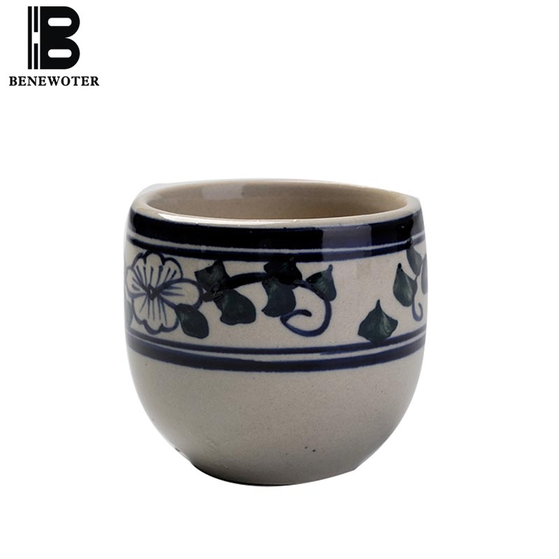 150ml Chinese Style Blue And White Porcelain Teacup