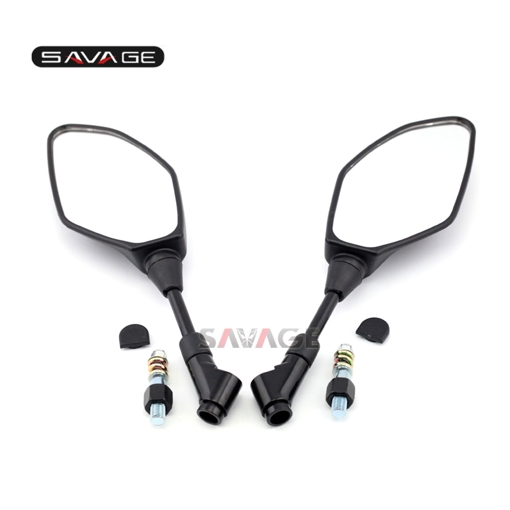 E9 Certification For YAMAHA XJR1300 XJR1200 XJ6 FZ-1N FZ6 FZ8 FZ-07 FZ-09 FZ-10 Motorcycle Accessories Side Rearview Mirrors ls3578 fz