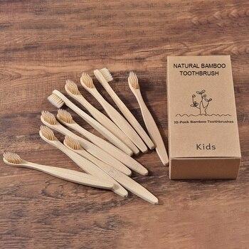 Cepillo Dental de Bamboo