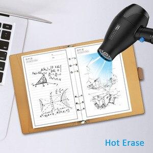 Image 5 - Многоразовый стираемый блокнот Newyes, смарт блокнот с микроволновыми волнами и облаками для стирания, с подкладкой в виде ручки, Прямая поставка